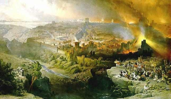 Destruction of Jerusalem in AD 70