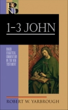 1-3 John (BECNT) by Robert W. Yarbrough