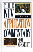 1 Peter (NIVAC) by Scot McKnight