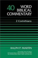 2 Corinthians (WBC) by Ralph P. Martin