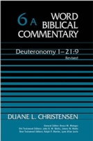 Deuteronomy (WBC) by Duane L. Christensen