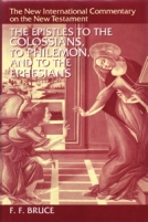 Epistles to the Colossians, Philemon and to the Ephesians (NICNT) by F.F. Bruce