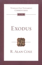 Exodus (TOTC) by R. Alan Cole