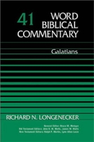 Galatians (WBC) by Richard N. Longenecker