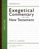 Matthew - Zondervan Exegetical Commentary on the NT