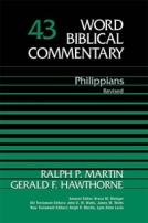 Philippians (WBC) by Ralph P. Martin & Gerald F. Hawthorne