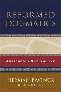 Reformed Dogmatics - Abridged in One Volume