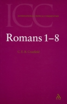 Romans: International Critical Commentary (2 Vol.) by C.E.B. Cranfield