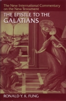 The Epistle to the Galatians (NICNT) by Ronald Fung