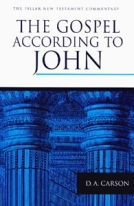 The Gospel According to John by D.A. Carson