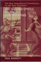 The Second Epistle to the Corinthians by Paul Barnett